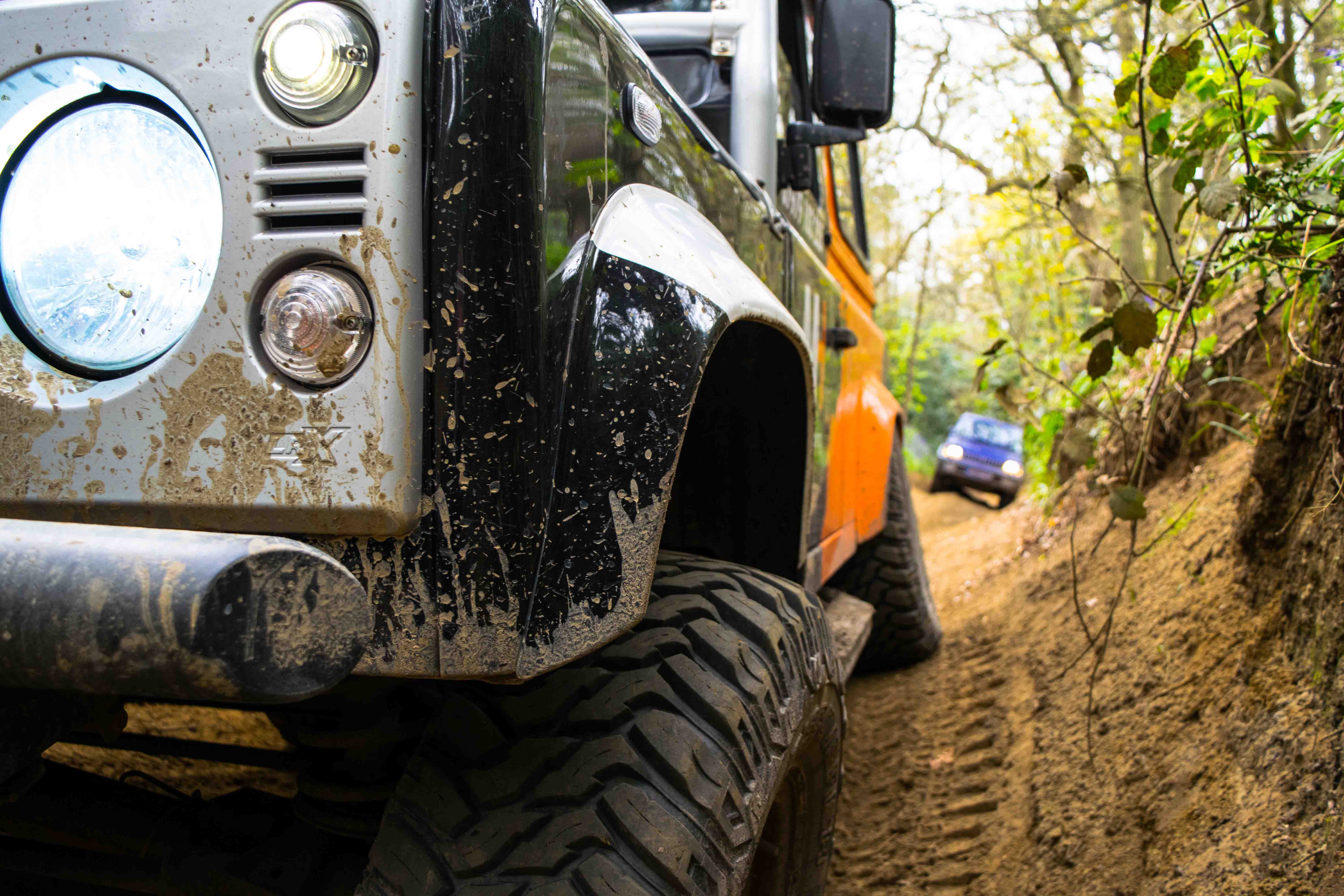 Off-Road Driver Training Course